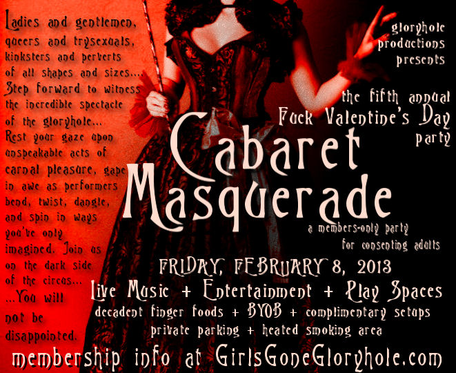 Cabaret Flyer 1